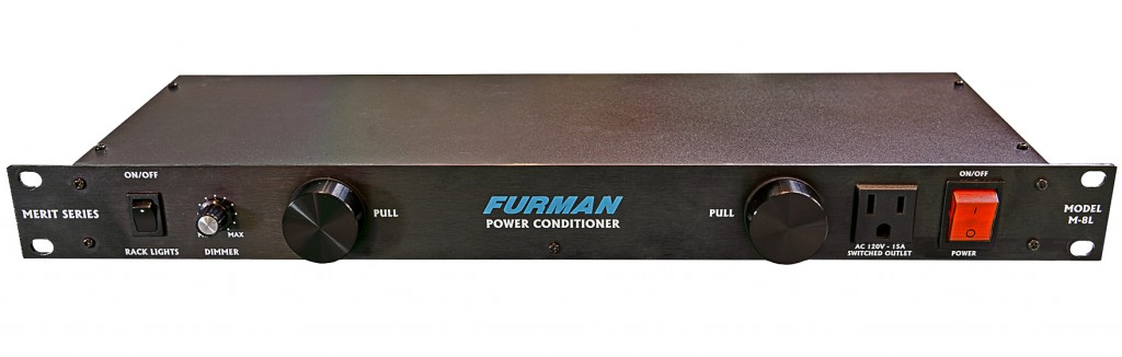 Furman Conditioner front - SOLD