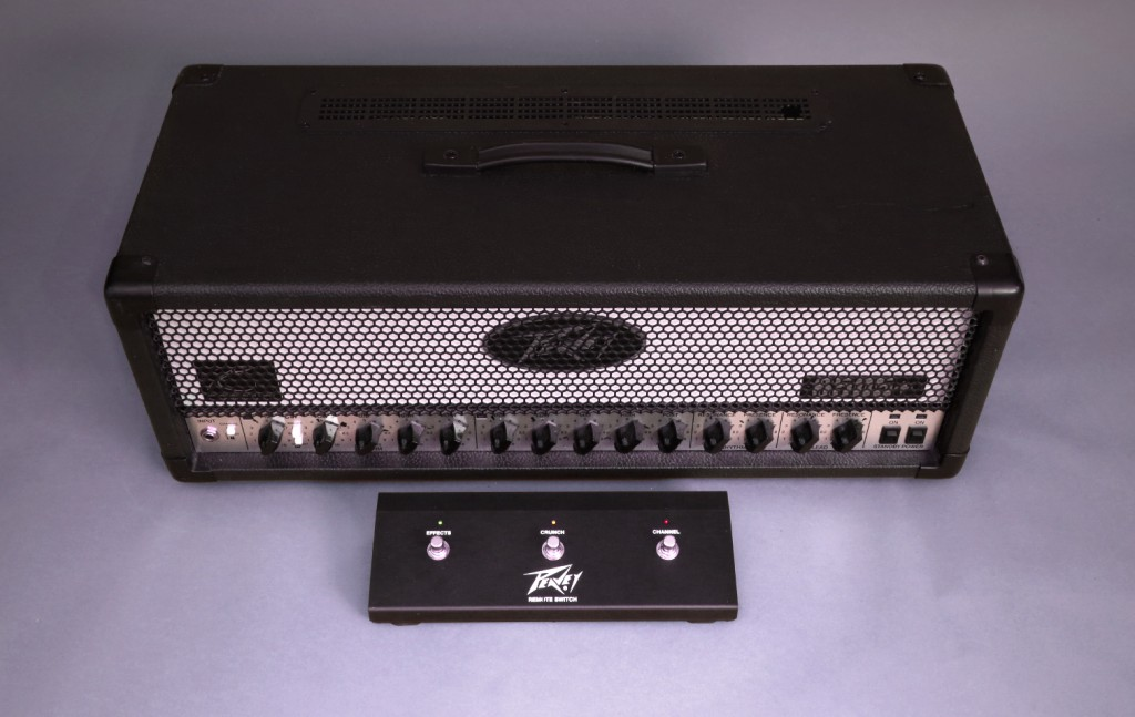 peavey 6505 plus top with footswitch