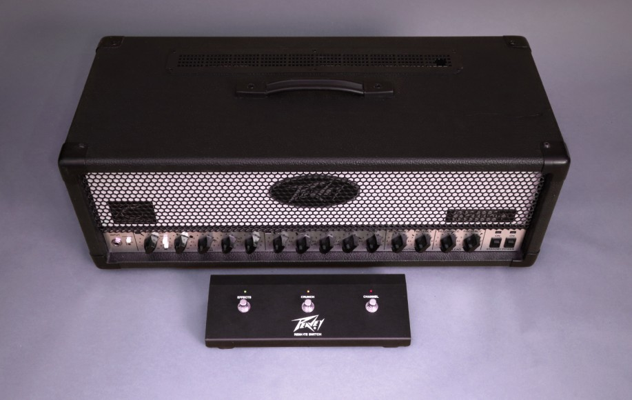 peavey 6505 plus 120 watt guitar amplifier. Black Bedroom Furniture Sets. Home Design Ideas